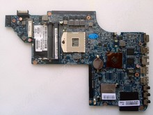 Top Quality 665346-001 For HP pavilion DV6 DV6-6C DV6-6B serise Motherboard ( mother board ) , Warranty 90 days