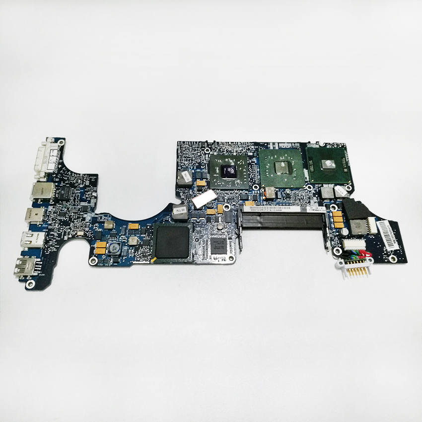 Laptop Motherboard For MacBook Pro 17 A1151 2006 2.16GHz T2600 Logic Board 820-2023-A 631 0347 m40a mlb 820 1900 a oem logic board 1 83 t2400 ghz for m mini a1176 emc 2108 ma608 gma 950 64m