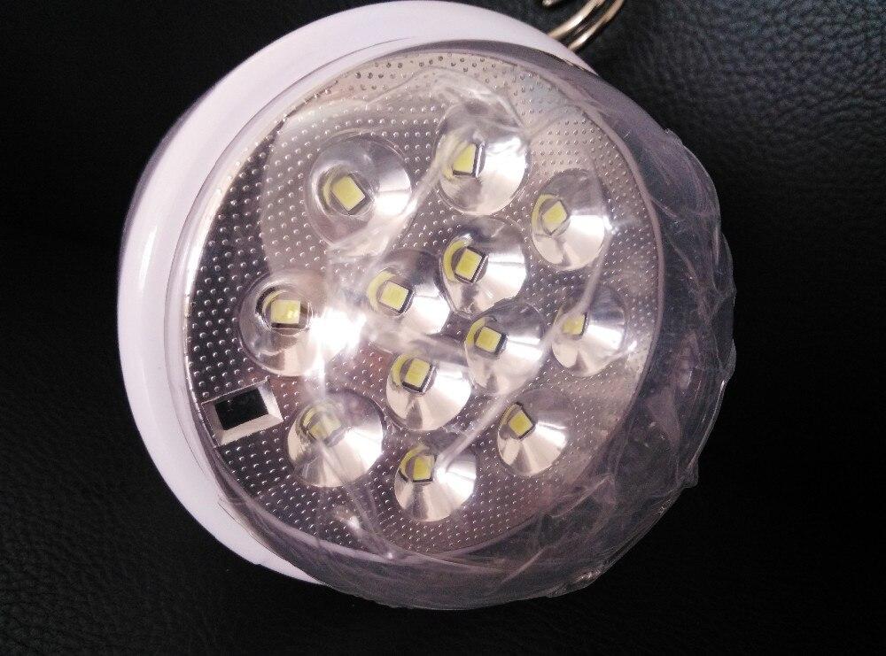 Rechargebal iluminação interna pode ser escurecido e27