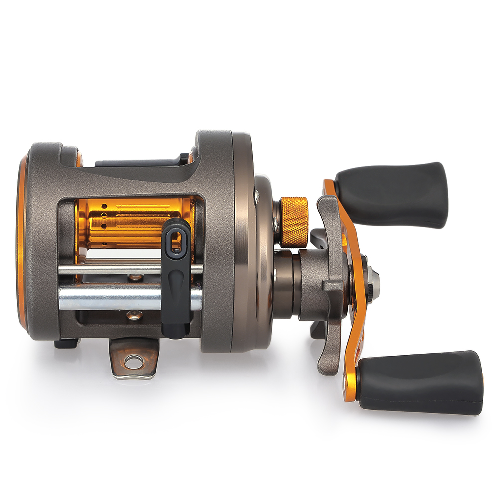 Drum Fishing Reel Pesca Left Right Hand Boat Fishing Reel Baitcasting Reels 11 1 BB Ball