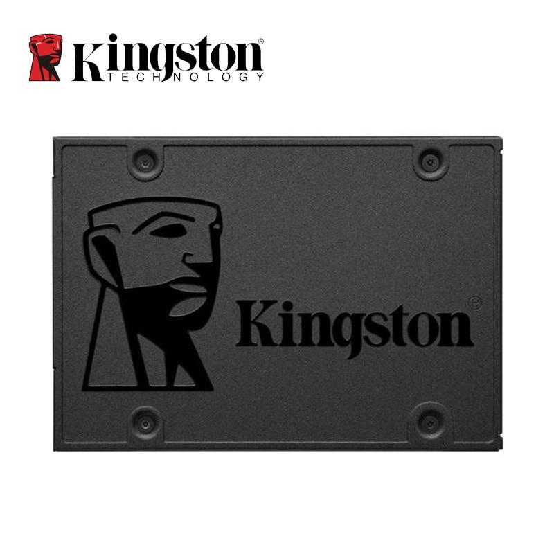 Kingston A400 SSD 120GB 240GB 480GB Internal Solid State Drive 2.5 inch SATA III HDD Hard Disk HD SSD Notebook PC 120 240 480 G el izi okumali silah kasası