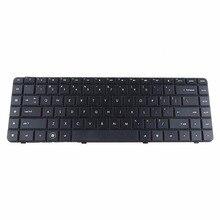 Ноутбук Замена Клавиатуры, Пригодный Для HP G56 G62 Compaq Presario CQ56 CQ62 G62-340US Ноутбуков Клавиатуры VCS29 T53