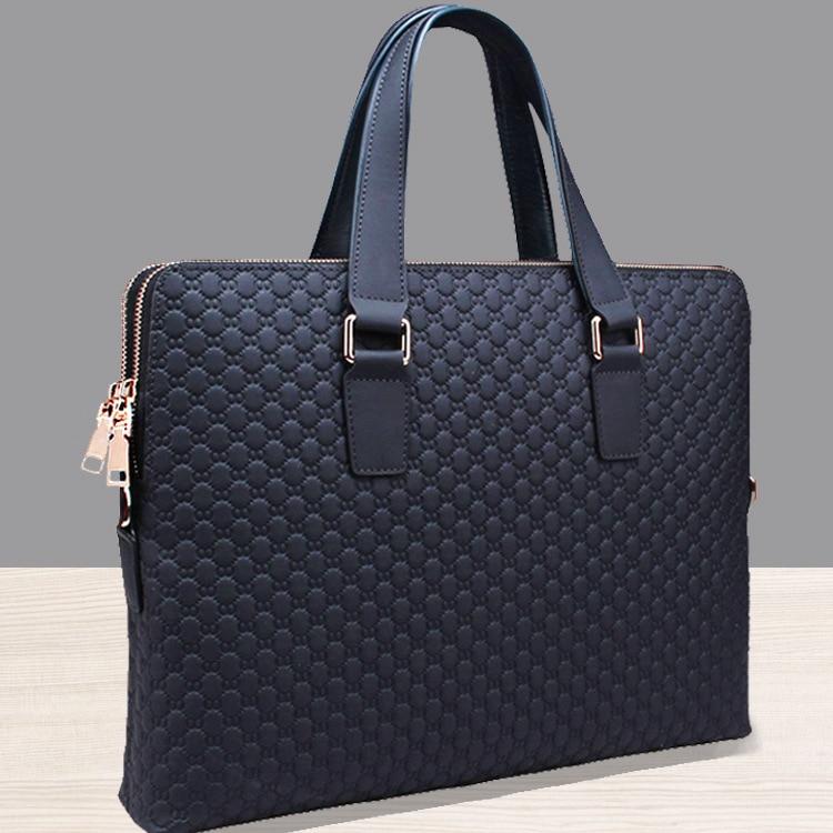 ФОТО FREE shipping top quality Men's genuine leather briefcase tote laptop bag lawyer handbag business men bag mens bag