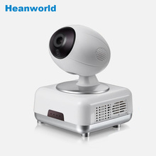 Newest PTZ Ip camera wifi baby Monitors Pan/Tilt/ Night Vision Intelligent Surveillance CCTV Camera support Alarm Two Way Audio