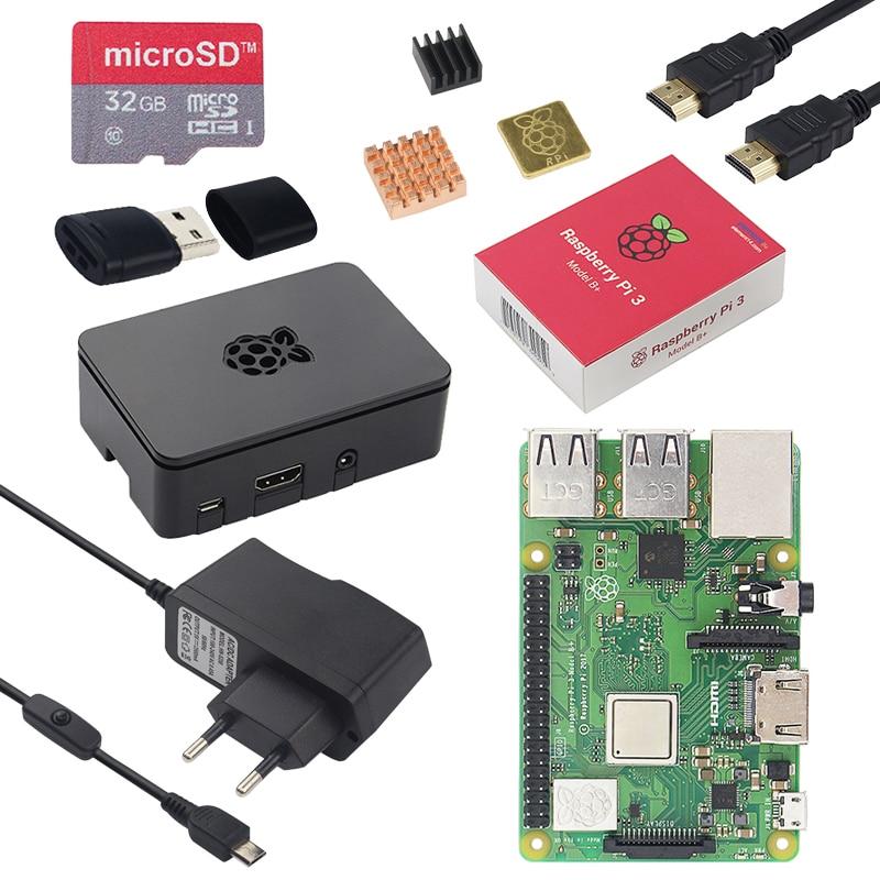 original-raspberry-pi-3-model-b-plus-24g-5g-wifi-on-board-14ghz-cpu-add-poe-abs-case-power-supply-heat-sink-pi-3b-pi3b