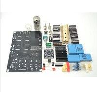 Jsdz DIY Kit 6N3 Tube буфера Amp Аудио предусилитель