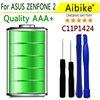 Aibike Mobile Phone Battery 3450mAh C11P1424 For Asus Zenfone 2 ZE551ML ZE550ML Z00AD Z00ADB Z00A Z008