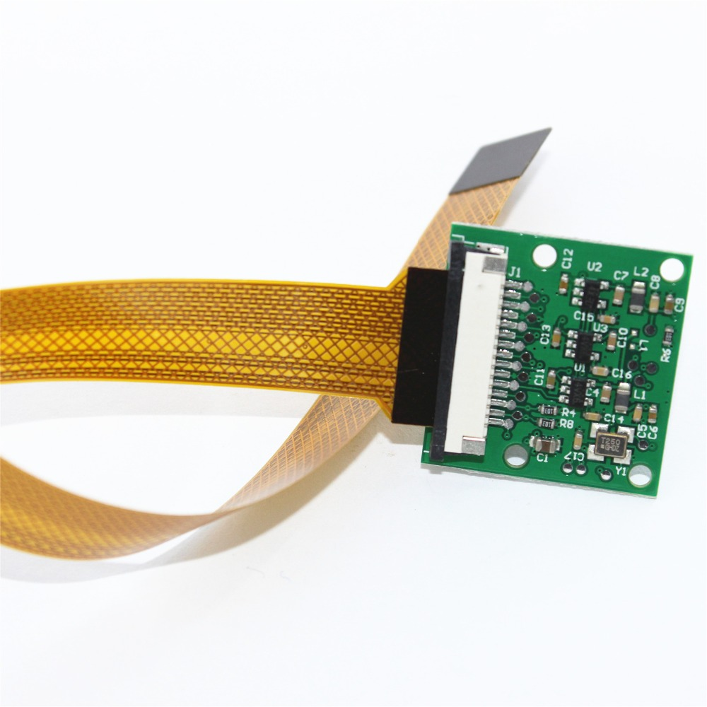 Raspberry Pi Zero Camera Cable 5MP Mini Size Vision for W/Zero/ 3 Model B+Camera module