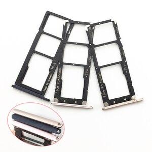 Держатель слота для sim-карты для ASUS ZenFone 4 Max 5,5 ZC554KL, адаптер для SIM карты, запасные части