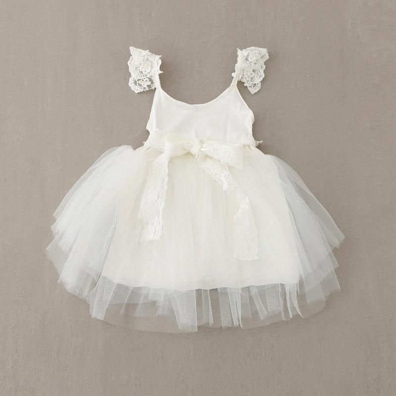 Нові дівчатка фея мереживо плаття - Дитячий одяг - фото 2