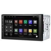 Zeepin 2 Din Car Radio Player 7003 7 GPS Navigation Bluetooth Android 6 0 Car MP5