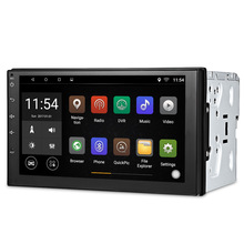 "Zeepin 2 Din Car Radio Player 7003 7"" GPS Navigation Bluetooth Android 6.0 Car MP5 Player Steering-wheel Rear View Camera WiFi"