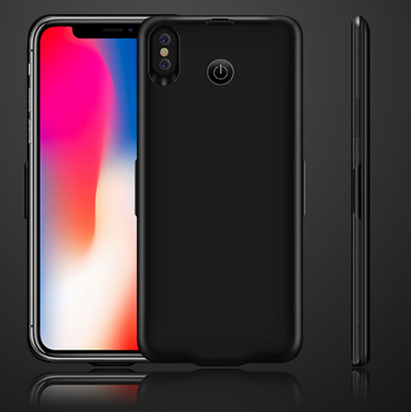 NENG 4200mAh Battery Charger Case For iPhone X