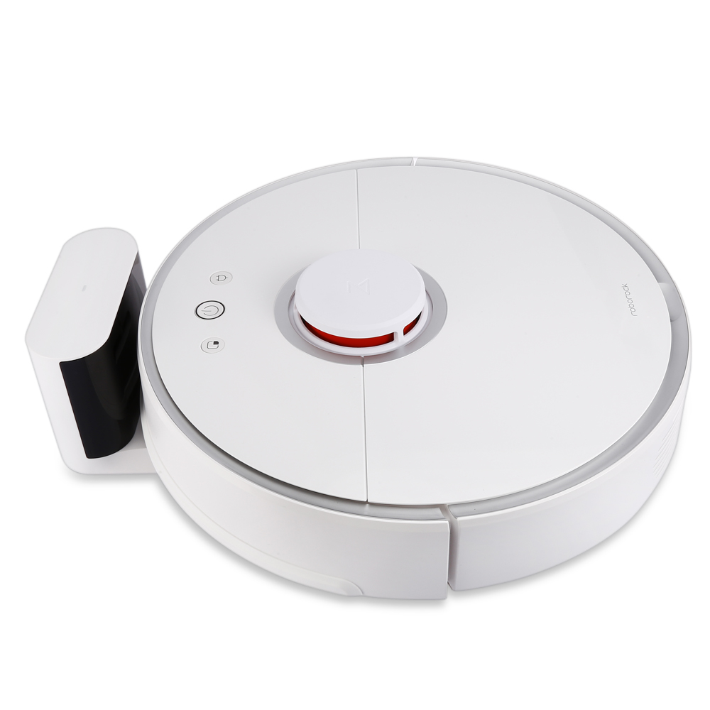 Original XIAOMI MI Home Roborock s50 Smart Robotic Vacuum Cleaner Intelligent Sensors With Wifi App Control And Auto Charge liectroux x5s robotic vacuum cleaner wifi app control gyroscope navigation switchable water tank