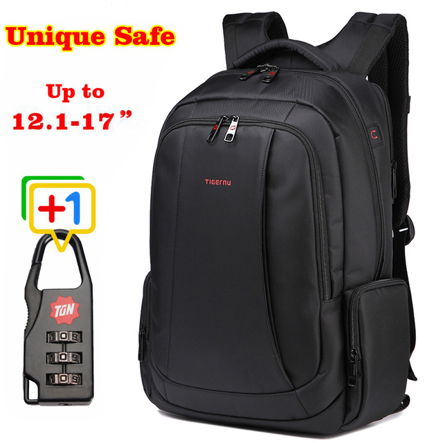 Tigernu USB quality Laptop Backpack for students school bags ...
