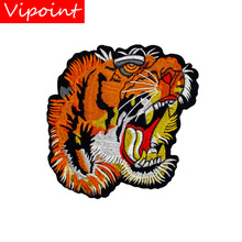 VIPOINT embroidery big dogs patches animal badges applique for clothing ZM-115