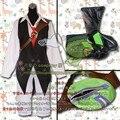 Os sete pecados capitais Meliodas uniformes Anime partido Cosplay figura de ação os sete pecados capitais Costume Hallowmas roupas