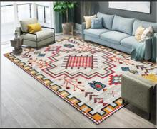 200*300cm American style living room carpet , decoration Bohemia pattern big size bedside rug,traditional Persian rug