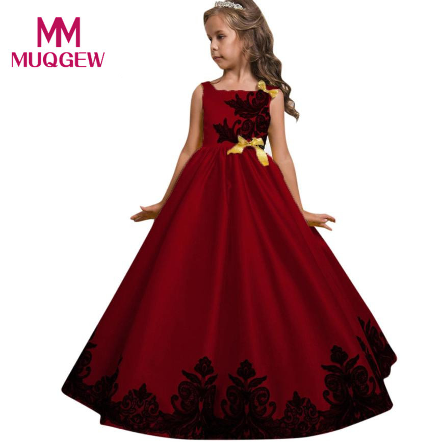 New Year costumes for girls Flower Girl Princess Dress Kid Party Wedding Pageant Formal Tutu Dresses Clothes Vestidos de novia top quality new year girls dresses pageant princess flower dress for girl kids clothing formal wedding party gown page 8