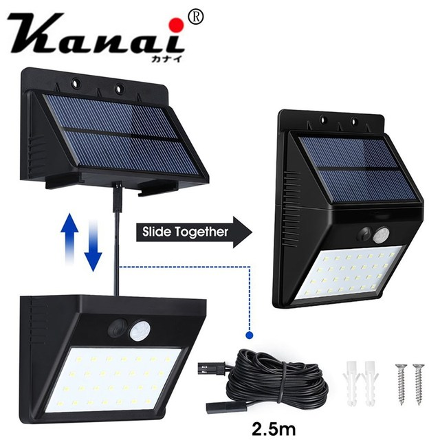 Solar lights outdoor 28 led waterproof motion sensor security light solar lights outdoor 28 led waterproof motion sensor security light detachable design wall light for driveway aloadofball Gallery