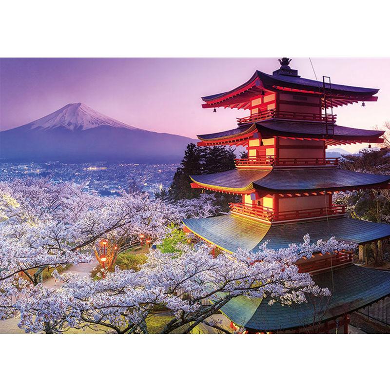 Educa japon Mt. Fuji puzzle 2000 pièces - 3