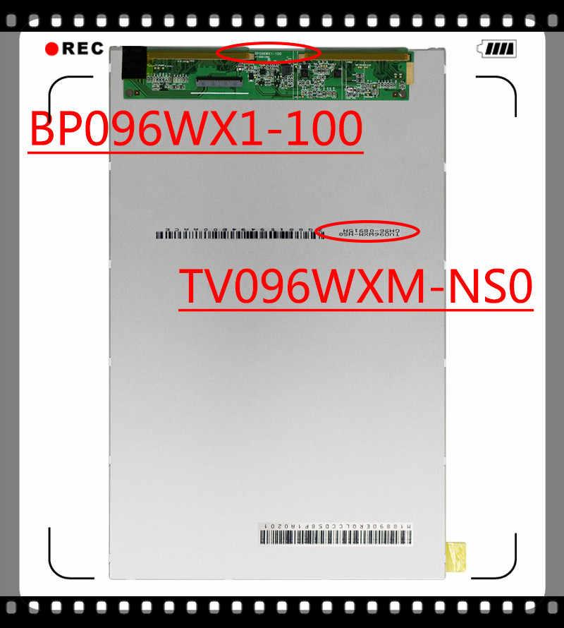 9.6 inch 34pin cho SM-T560 SM-T561 T560 T561 Máy Tính Bảng Bên Trong Màn Hình Cảm Ứng BP096WX1-100 TV096WXM-NS0 NS1 IPS Màn Hình Hiển Thị Màn Hình