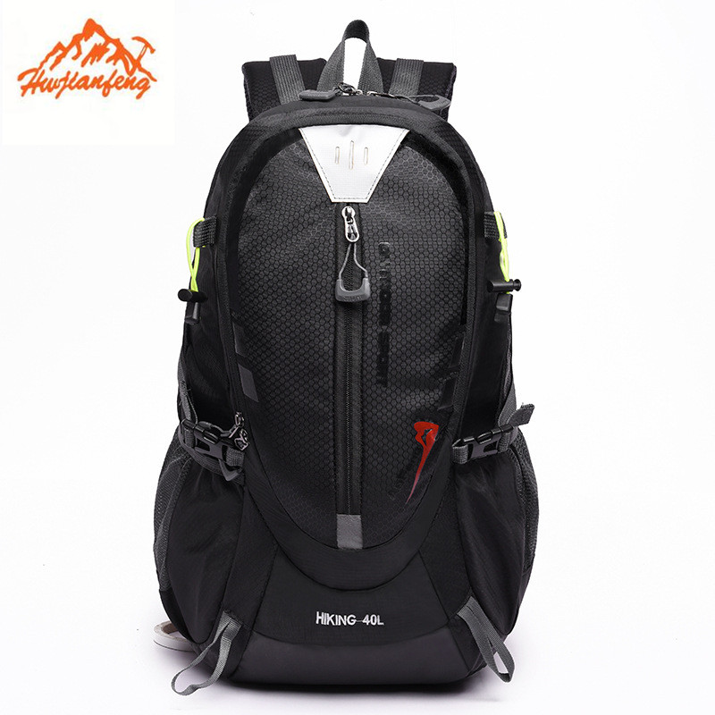 40L Outdoor Backpack sports bag Hiking Cycling Bag Climbing Lightweight Waterproof Travel Backpack Big Load Knapsack Rucksack locallion 20l unisex bicycling hiking climbing cycling backpack outdoor riding running rucksack sports bag