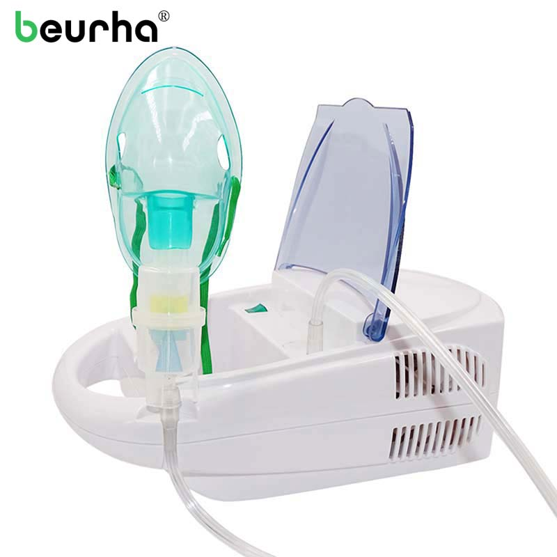 Family Medical Atomization Inhaler Portable Air Compressor Atomizer Medicine Inhale Nebulizer Health Care Asthma Allergy Relief 110v 220v portable home health care atomizer beauty instrument children care inhale nebulizer humidifier