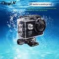 """New Arrivals Wifi Ir Pro Câmara de Ação Full HD 1080 P 2.0 """"LCD 120 Lente Grande Angular Mini Câmera À Prova D' Água 30 M Ação Cam-3132"""
