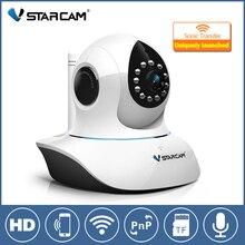 Vstarcam C7838WIP HD IP камера беспроводной 720 P Инфракрасный аудио запись 128 г слот для карты SD видеонаблюдения Крытый Веб камера