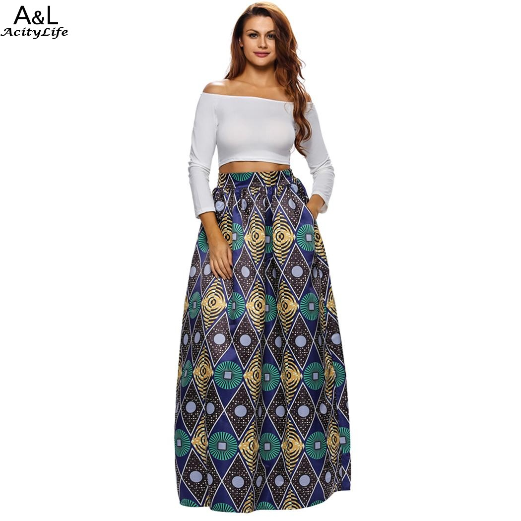 Buy long ball gown skirt with pockets and get free shipping on ...