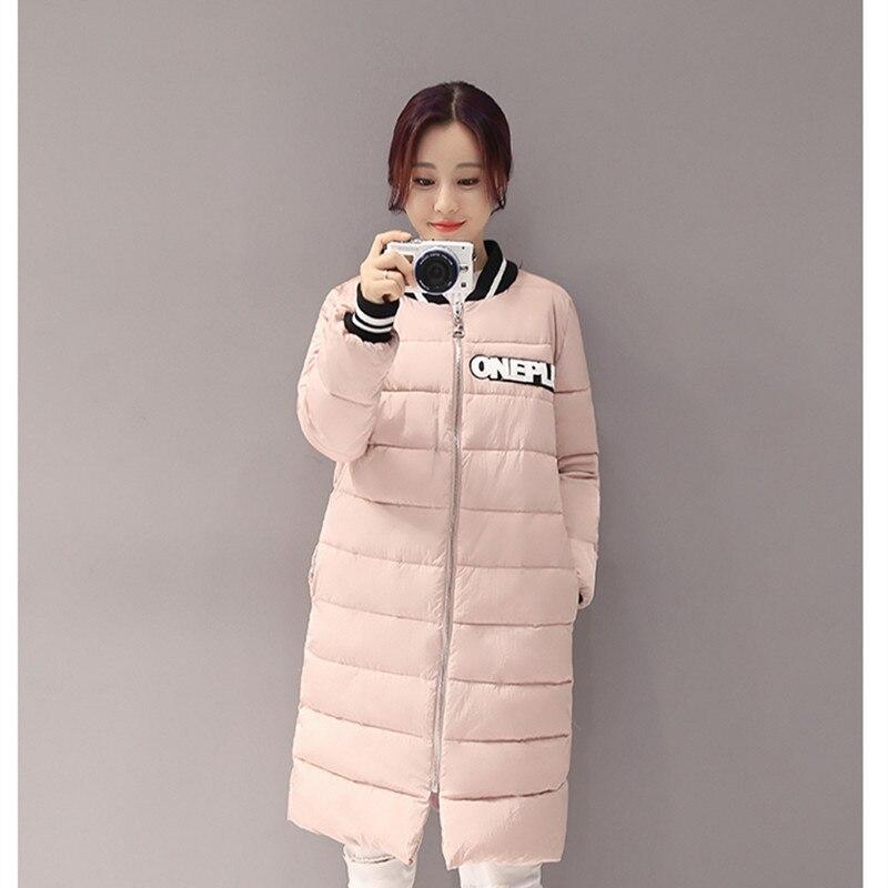 2016 kore kış aşağı coat kadınlar sıcak uzun aşağı ceket kızlar için kadınlar kış parka kış ceketler manteau femme abrigos mujer