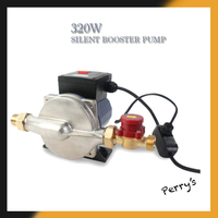 320W 250W 150W Three Mode Quiet Automatic Electrical Shower Pump Water Heater Booster Pump