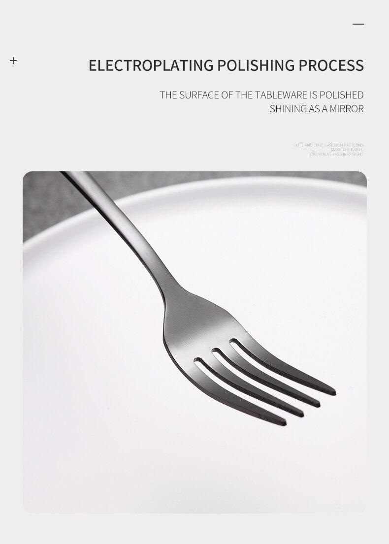 不锈钢西餐餐具_05