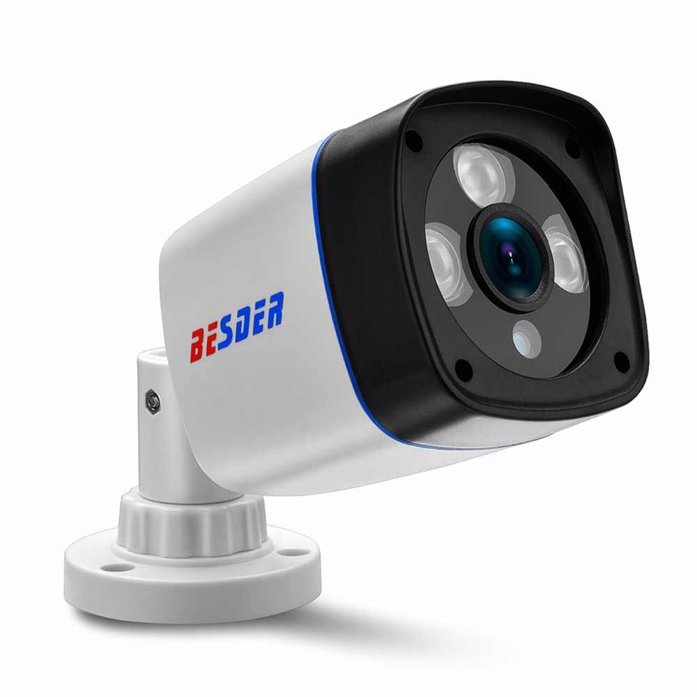 Detail Feedback Questions about BESDER 2 8mm Wide IP Camera 1080P