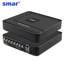 Smar Hybrid 5 in 1 DVR 8CH 1080N AHD DVR Home Security H.264 Video Recorder ONVIF XMEYE P2P Network CCTV DVR System