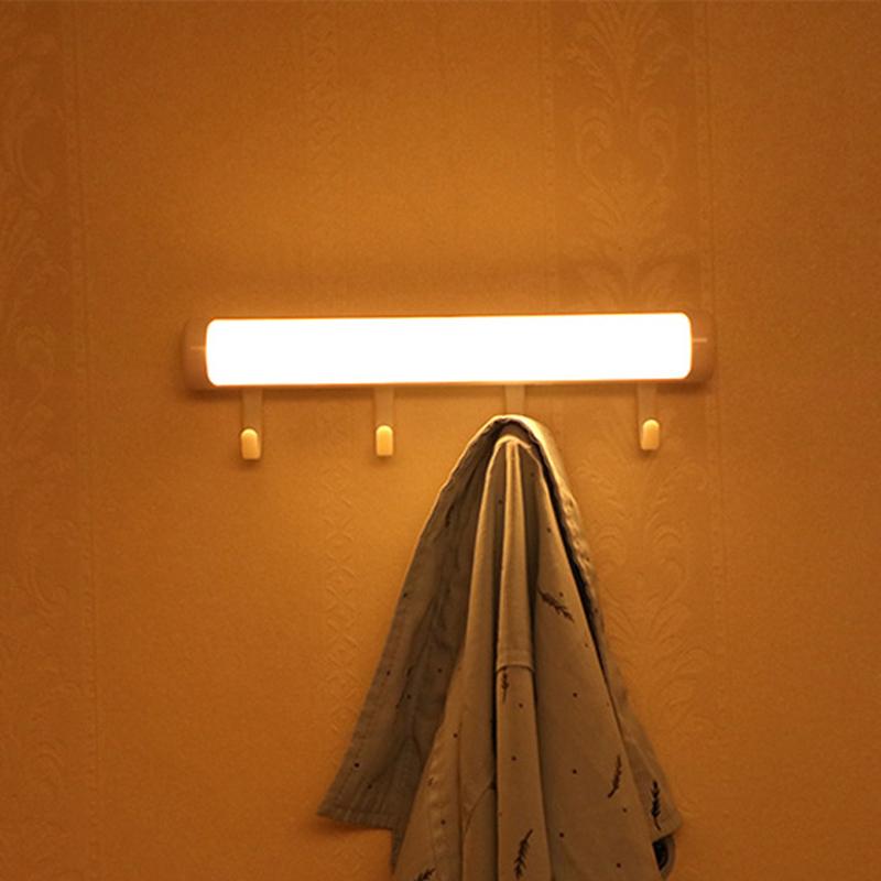 Wireless LED Motion Sensor Night Lights for Under Cabinet Closet Kitchen Cupboard Shelf Lighting TN99