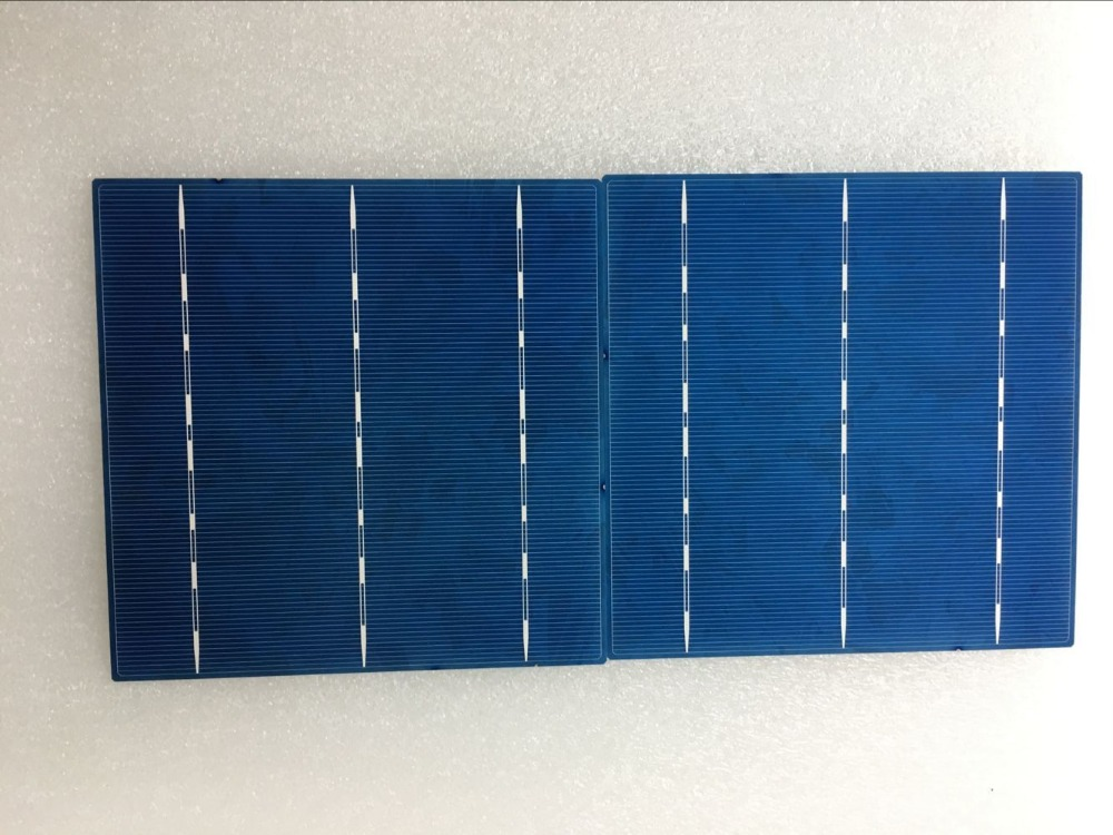 High Efficiency 50pcs 4.38W Solar Cell6*6 for Solar panel Supply Direct From Manufacturer from taiwan