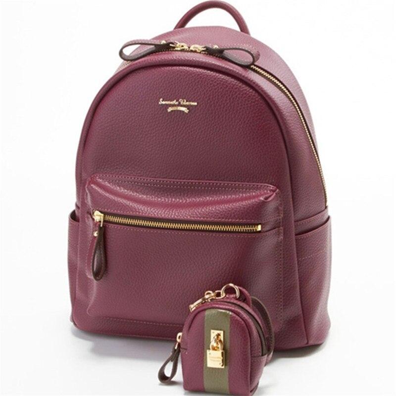 2017 Luxury brand Girl Cute Samantha Vega Sailor moon Backpack ...