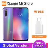 "Global Version Xiaomi Mi 9 SE 6GB 128GB Mobile Phone Mi9 SE Snapdragon 712 Octa Core 5.97""Full Screen 48MP Triple Camera NFC"