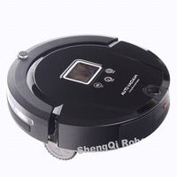 Intelligent Mini Portable Robot Vacuum Cleaner