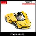 Rastar licensed 1:14 Ferrari LaFerrari inteligente rc car brinquedos para crianças de controle remoto carro a gasolina para meninos jogo 50100