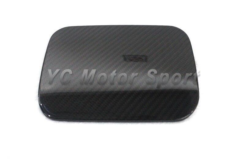 Car Accessories Dry Carbon Fiber Fuel Cap Cover Fit For 2001-2004 Impreza WRX STI 7-8th Fuel Cap Cover Car-stying