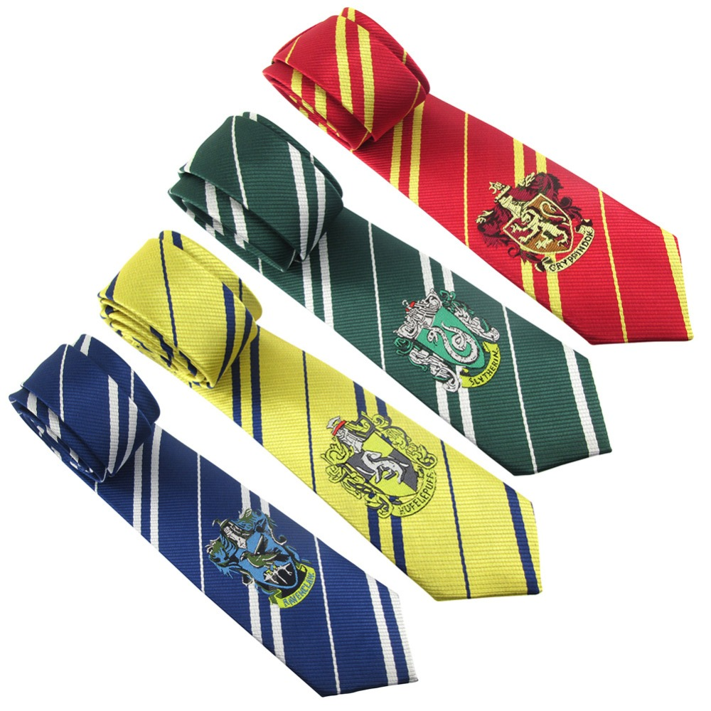 Figure-Series Toys Potter-Accessories Necktie Gift Hallowee Cosplay College-Style Kids