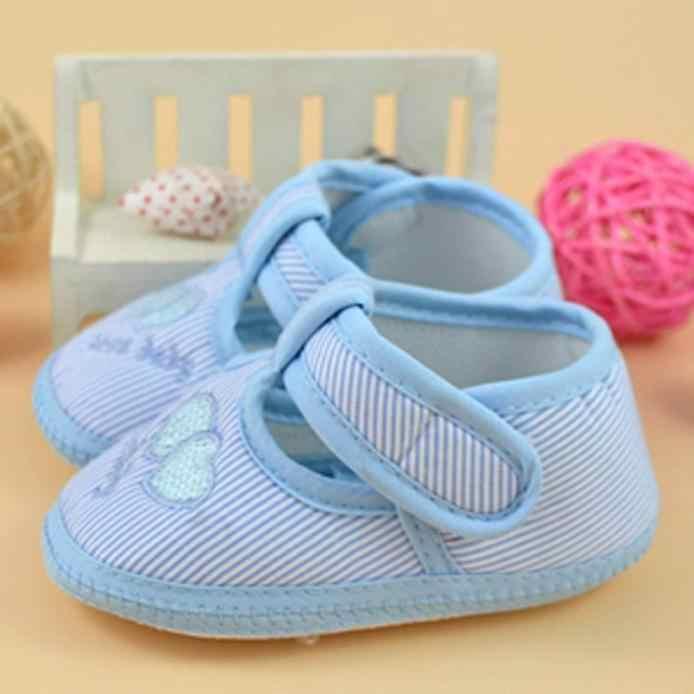 LONSANT First Walker 2018 ทารกแรกเกิด Boy boy นุ่มรองเท้าเด็กวัยหัดเดินรองเท้าผ้าใบ Dropshipping ขายส่ง