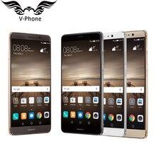 Global Huawei Mate 9 Mate9 4G LTE Octa Core 6GB RAM 128GB ROM 5.9″ HD Android 7.0 Fingerprint ID 20MP+12MP Camera Mobile Phone