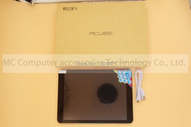 Las más! cube i6 aire 3g arranque dual tablet pc windows 8.1 android 4.4 2 GB 32 GB Intel Quad Core 2048x1536 GPS OTG Phone Call