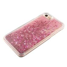 Dynamic Glitter Stars Liquid Case For iPhone 5 5S SE 6 6S 7 Plus Case Coque For Samsung Galaxy S6 S7 Edge A3 A5 2016 2015 J3 J5