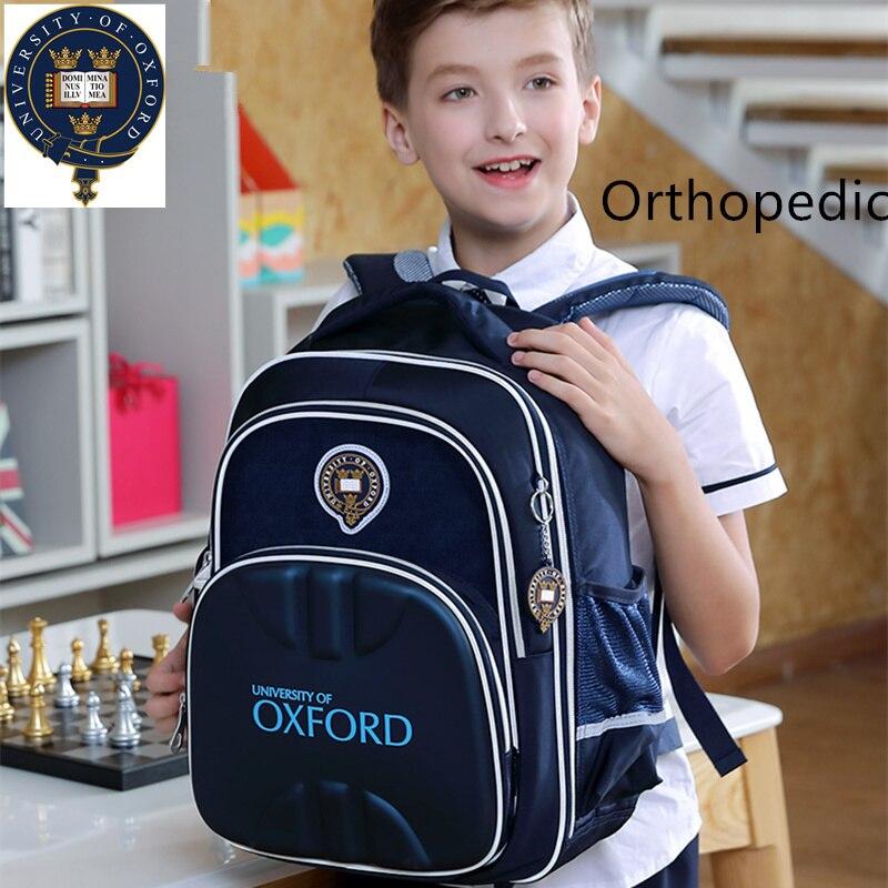 Image 2 - Venda quente universidade de oxford sacos de escola ortopédicos  crianças mochila carteira para adolescentes meninos meninasuniversity  of oxfordchildren backpacksbackpacks for children