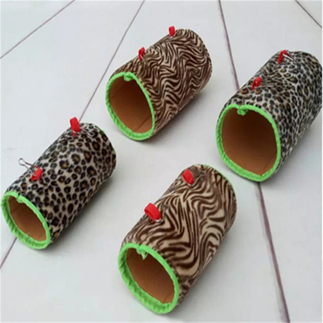 Hot Hamster Small Pet Parrot Transport Tunnel Hammock Toy Hamster And Bird House Small Pet Play Nest Pet Accessories